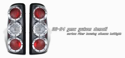 OptionRacing - GMC Yukon Option Racing Altezza Taillight - 17-19238