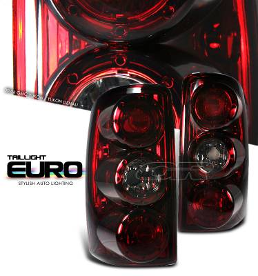 OptionRacing - Chevrolet Suburban Option Racing Altezza Taillight - 17-19247