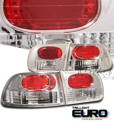OptionRacing - Honda Civic Option Racing Altezza Taillight - 17-20268