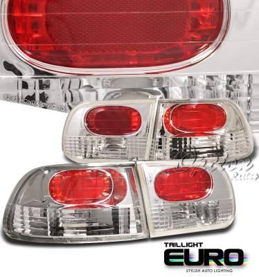 OptionRacing - Honda Civic Option Racing Altezza Taillight - 17-20268