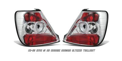 OptionRacing - Honda Civic Option Racing Altezza Taillight - 17-20270