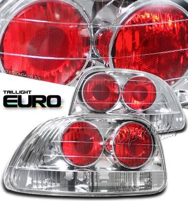 OptionRacing - Honda Civic Option Racing Altezza Taillight - 17-20271