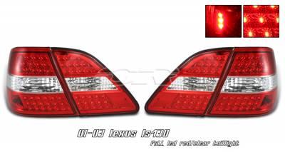 OptionRacing - Lexus LS Option Racing LED Taillight - 17-29283