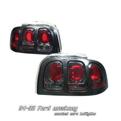 OptionRacing - Ford Mustang Option Racing Altezza Taillight - 18-18128