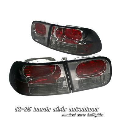 OptionRacing - Honda Civic Option Racing Altezza Taillight - 18-20140