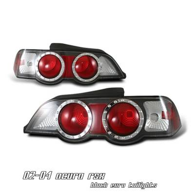 OptionRacing - Acura RSX Option Racing Altezza Taillight - 19-10102