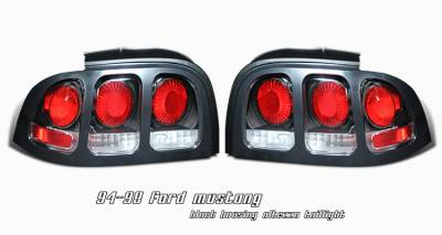 OptionRacing - Ford Mustang Option Racing Altezza Taillight - 19-18119