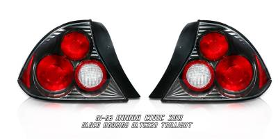 OptionRacing - Honda Civic Option Racing Altezza Taillight - 19-20124