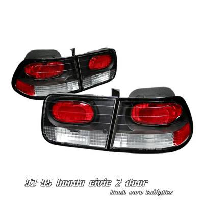 OptionRacing - Honda Civic Option Racing Altezza Taillight - 19-20125