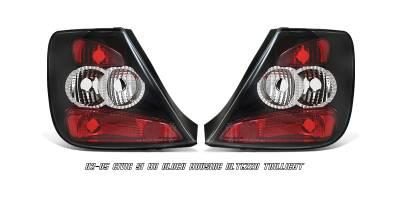 OptionRacing - Honda Civic Option Racing Altezza Taillight - 19-20127