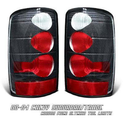 OptionRacing - Chevrolet Suburban Option Racing Altezza Taillight - 20-15113