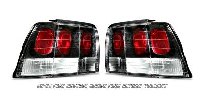 OptionRacing - Ford Mustang Option Racing Altezza Taillight - 20-18122