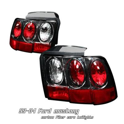 OptionRacing - Ford Mustang Option Racing Altezza Taillight - 20-18130