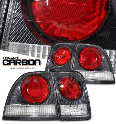 OptionRacing - Honda Accord Option Racing Altezza Taillight - 20-20133