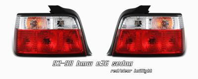 OptionRacing - BMW 3 Series Option Racing Taillight - 21-12112