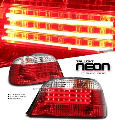 OptionRacing - BMW 7 Series Option Racing LED Taillight - 21-12115