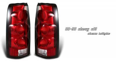 OptionRacing - Chevrolet Blazer Option Racing Altezza Taillight - 21-15134
