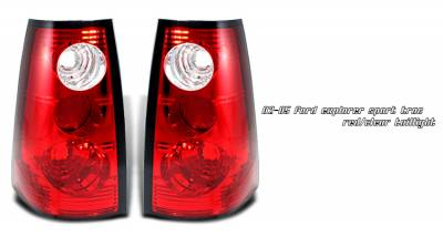 OptionRacing - Ford Explorer Option Racing Altezza Taillight - 21-18141