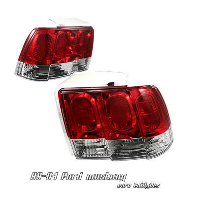 OptionRacing - Ford Mustang Option Racing Taillight - 21-18147