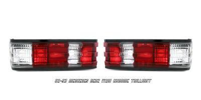 OptionRacing - Mercedes-Benz C Class Option Racing Taillight - 21-32167