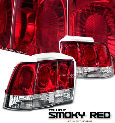 OptionRacing - Ford Mustang Option Racing Altezza Taillight - 22-18107