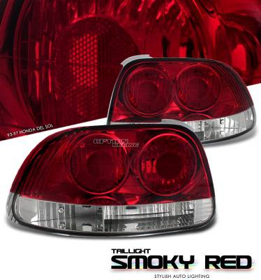 OptionRacing - Honda Civic Option Racing Altezza Taillight - 22-20120