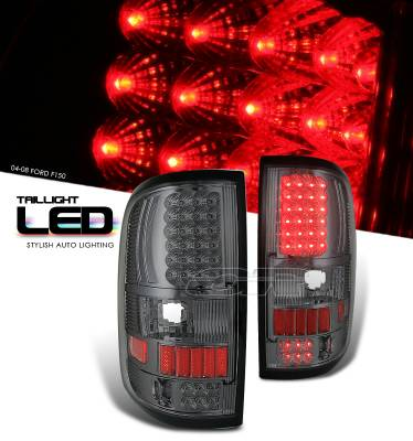 OptionRacing - Ford F150 Option Racing LED Taillight - 75-18209