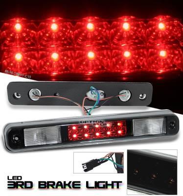OptionRacing - Chevrolet C10 Option Racing LED Third Brake Light