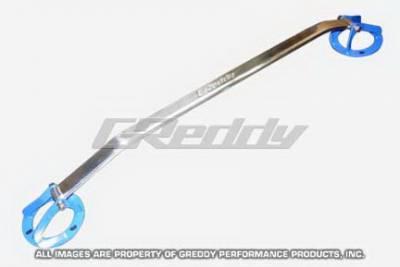 Greddy - Toyota Supra Greddy Strut Tower Bar - Front - 14013003