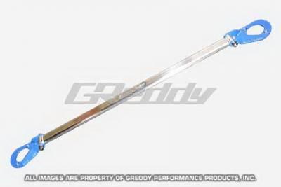 Greddy - Nissan 240SX Greddy Strut Tower Bar - Rear - 14023008