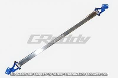 Greddy - Honda Accord Greddy Strut Tower Bar - Front - 14053017