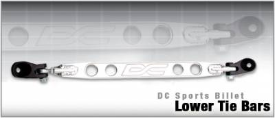 DC Sports - Rear Billet Aluminum Lower Tie Bar - HTB3008