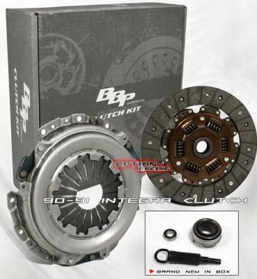 OptionRacing - Acura Integra Option Racing Clutch Kit - 45-10101