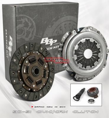 OptionRacing - Honda Civic Option Racing Clutch Kit - 45-20106