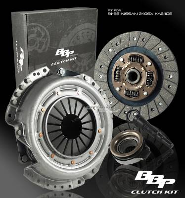 OptionRacing - Nissan 240SX Option Racing Clutch Kit - 45-36108