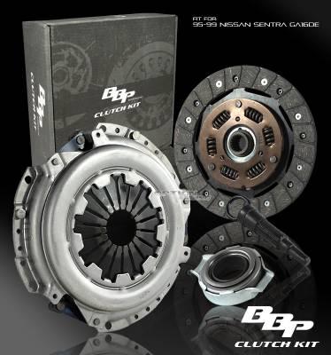 OptionRacing - Nissan Sentra Option Racing Clutch Kit - 45-36109