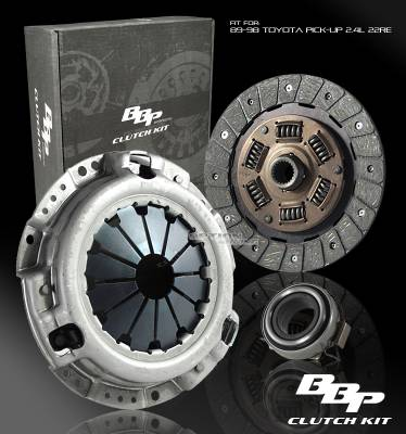 OptionRacing - Toyota Pickup Option Racing Clutch Kit - 45-44111