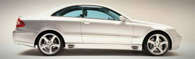 Lorinser - CLK 320/500/55 Edition Style Side Skirts
