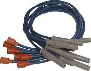 MSD - Chrysler MSD Ignition Wire Set - Socket - 3130