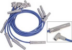 MSD - Chevrolet Camaro MSD Ignition Wire Set - 3140