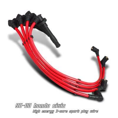 OptionRacing - Honda Civic Option Racing Spark Plug Wire