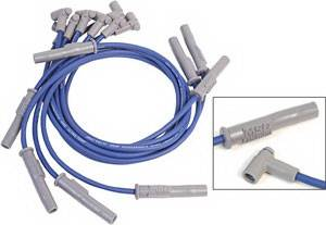 MSD - GM MSD Ignition Wire Set with HEI Cap - 3537