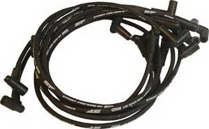 MSD - Chevrolet Corvette MSD Ignition Wire Set - Street Fire - 5563