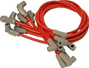 MSD - Chevrolet MSD Ignition Wire Set - Super Conductor - 30829