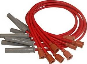 MSD - Chrysler MSD Ignition Wire Set - Super Conductor - Socket - 31309