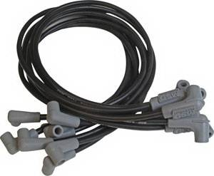MSD - Chevrolet CK Truck MSD Ignition Wire Set - Black Super Conductor - 31413