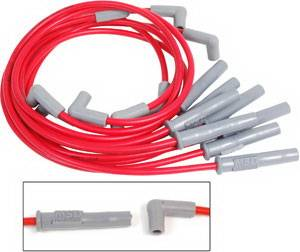 MSD - Ford F150 MSD Ignition Wire Set - Super Conductor - 32099
