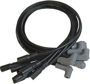 MSD - Chevrolet CK Truck MSD Ignition Wire Set - Black Super Conductor - 32163