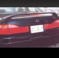 Pilot - Honda Accord 4DR Pilot OEM Style Spoiler - 1PC - WS-1515L