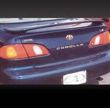 Pilot - Toyota Corolla Pilot OEM Style Spoiler - 1PC - WS-2216L